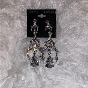 Fashion Earings: Diamond Earings
